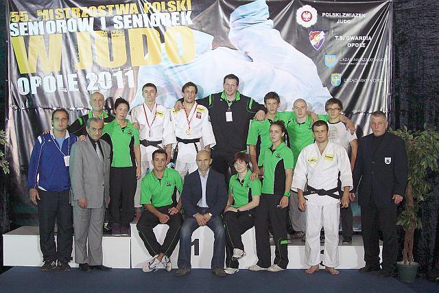 Mistrzostwa Polski Seniorów – Opole 2011