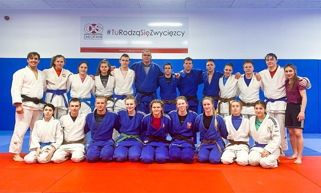 Zgrupowanie Kadry Narodowej Judo