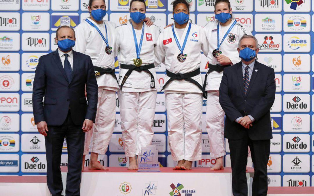 Beata Pacut- Mistrzyni Europy Judo.