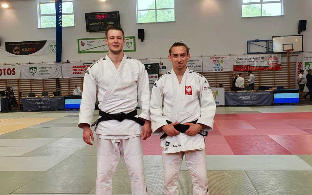 Akademickie Mistrzostwa Polski Judo- 21-23.05.2021 Piła.