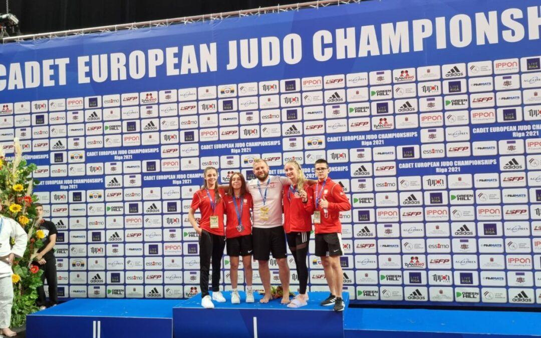 Fenomenalny Występ naszych zawodników na Mistrzostwach Europy Juniorów Młodszych- Ryga