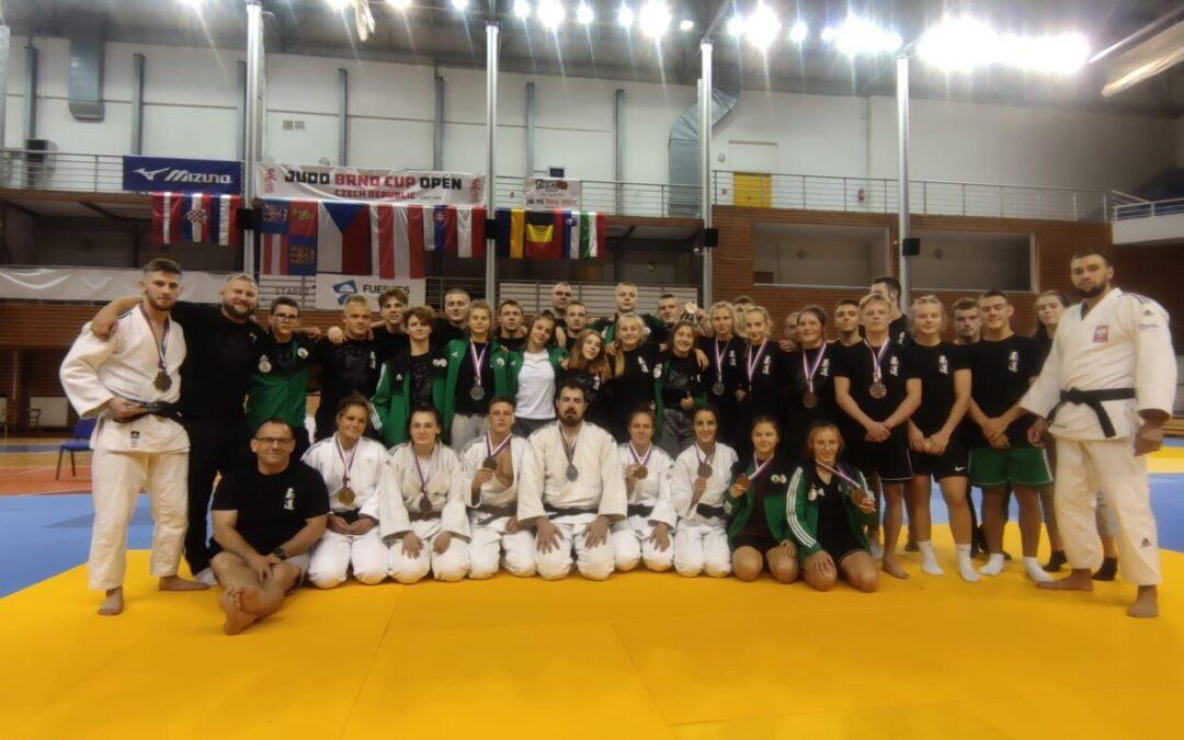 Judo Brno Cup Open 2021