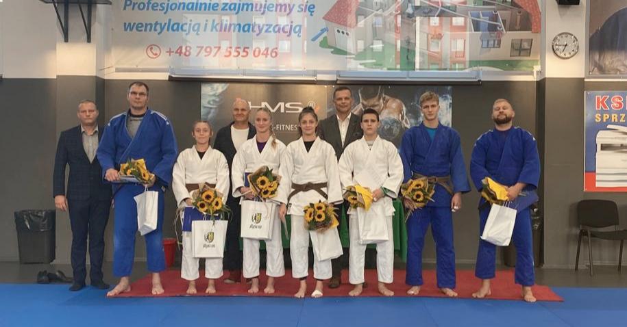 Wrześniowe przywitanie i gratulacje dla Kadetów- Medalistów, Uczestników Mistrzostw Europy