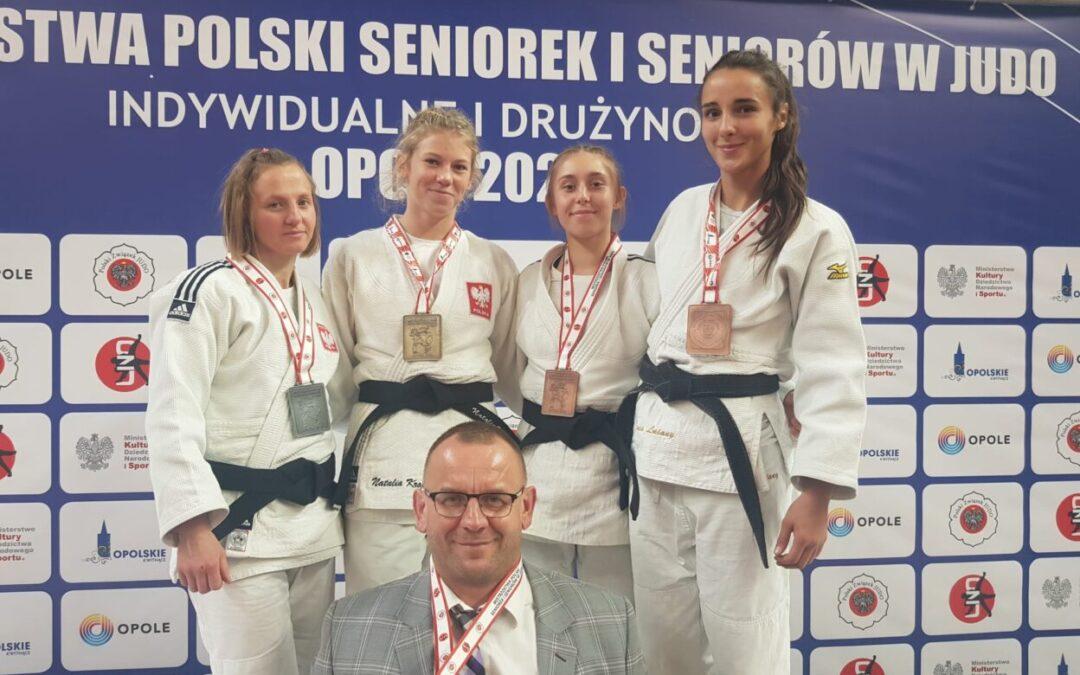 65 Mistrzostwa Polski Seniorów i Seniorek- Opole 2021r.